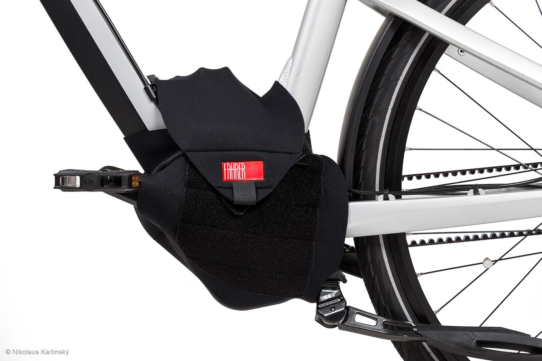 fahrer e bike motor transportschutz motor cover f r. Black Bedroom Furniture Sets. Home Design Ideas