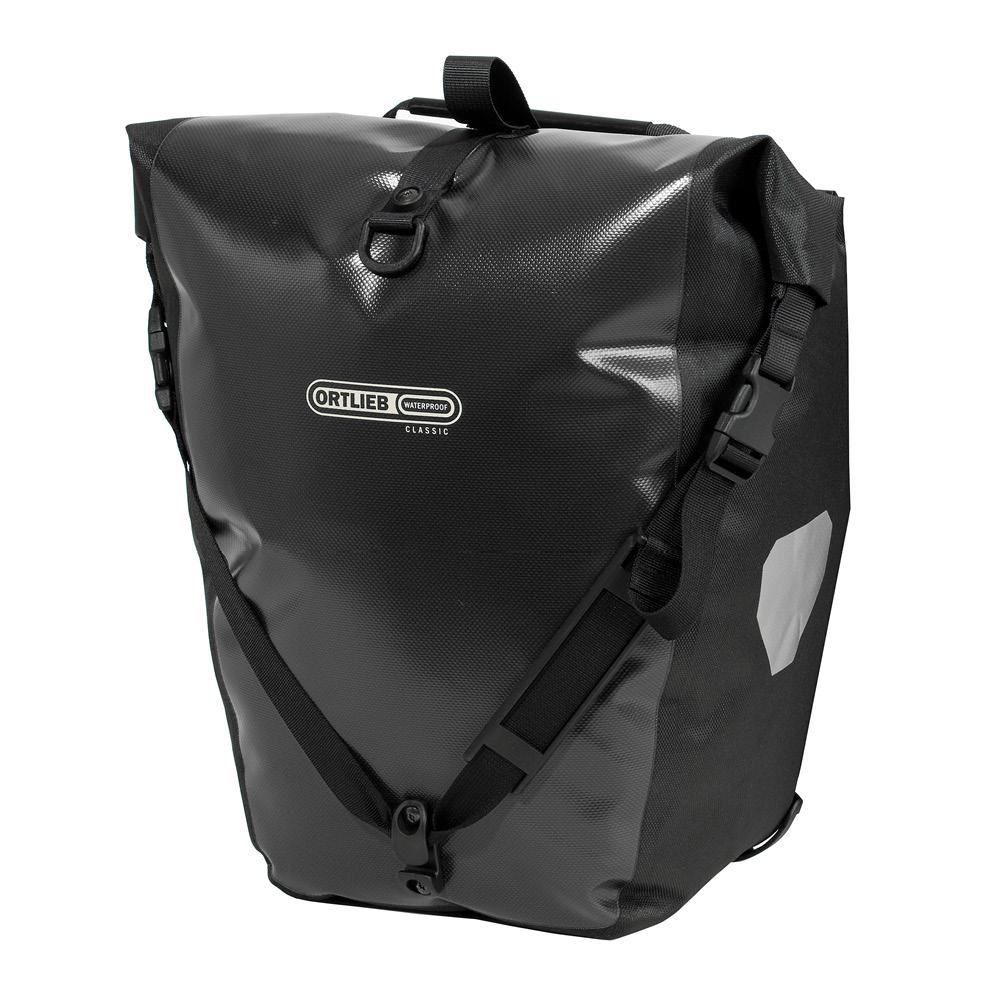 ortlieb fahrradtaschen back roller classic schwarz beim. Black Bedroom Furniture Sets. Home Design Ideas