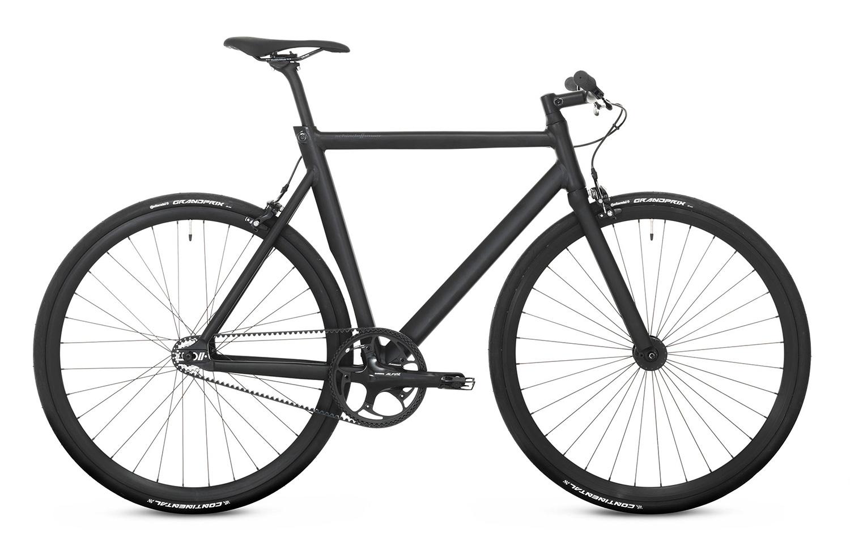 schindelhauer singlespeed bike viktor mattschwarz beim. Black Bedroom Furniture Sets. Home Design Ideas