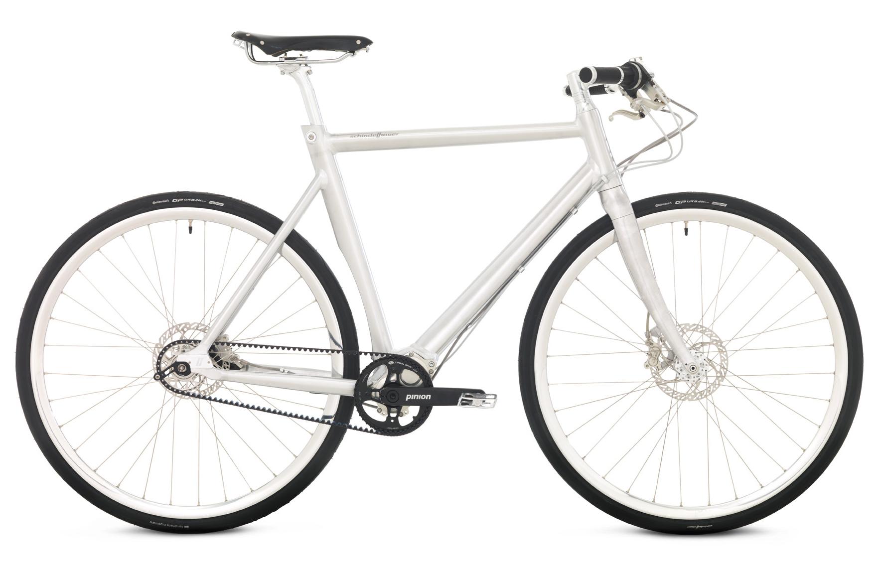 Schindelhauer Urban Bike Wilhelm 9-Gang Alu Pur
