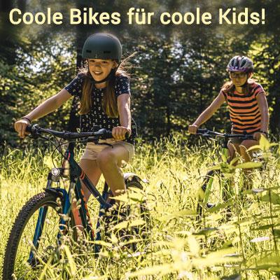 Stevens und Electra Kinderfahrräder und Jugendfahrräder