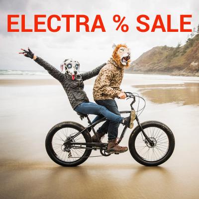Electra Fahrräder zum Sonderpreis