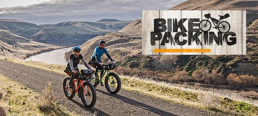 Bikepacking für MTB, Rennrad und Cyclocrosser