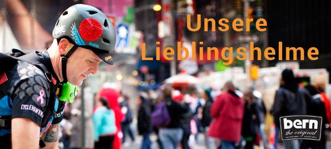 Bern Urban Biking Helme